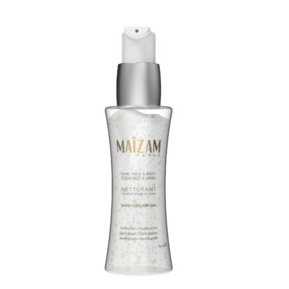Maizam hair and body and face cleanser